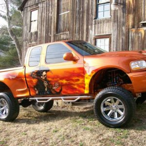 Ford Extreme 4X4
