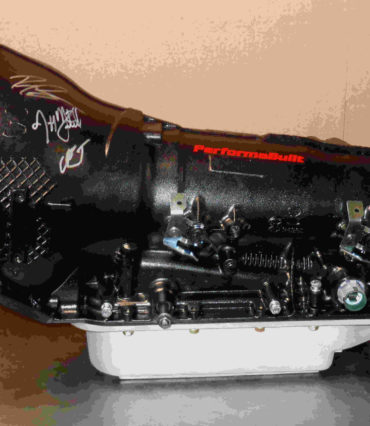 BLACK EDITION 4L80E    supports up to 2000HP