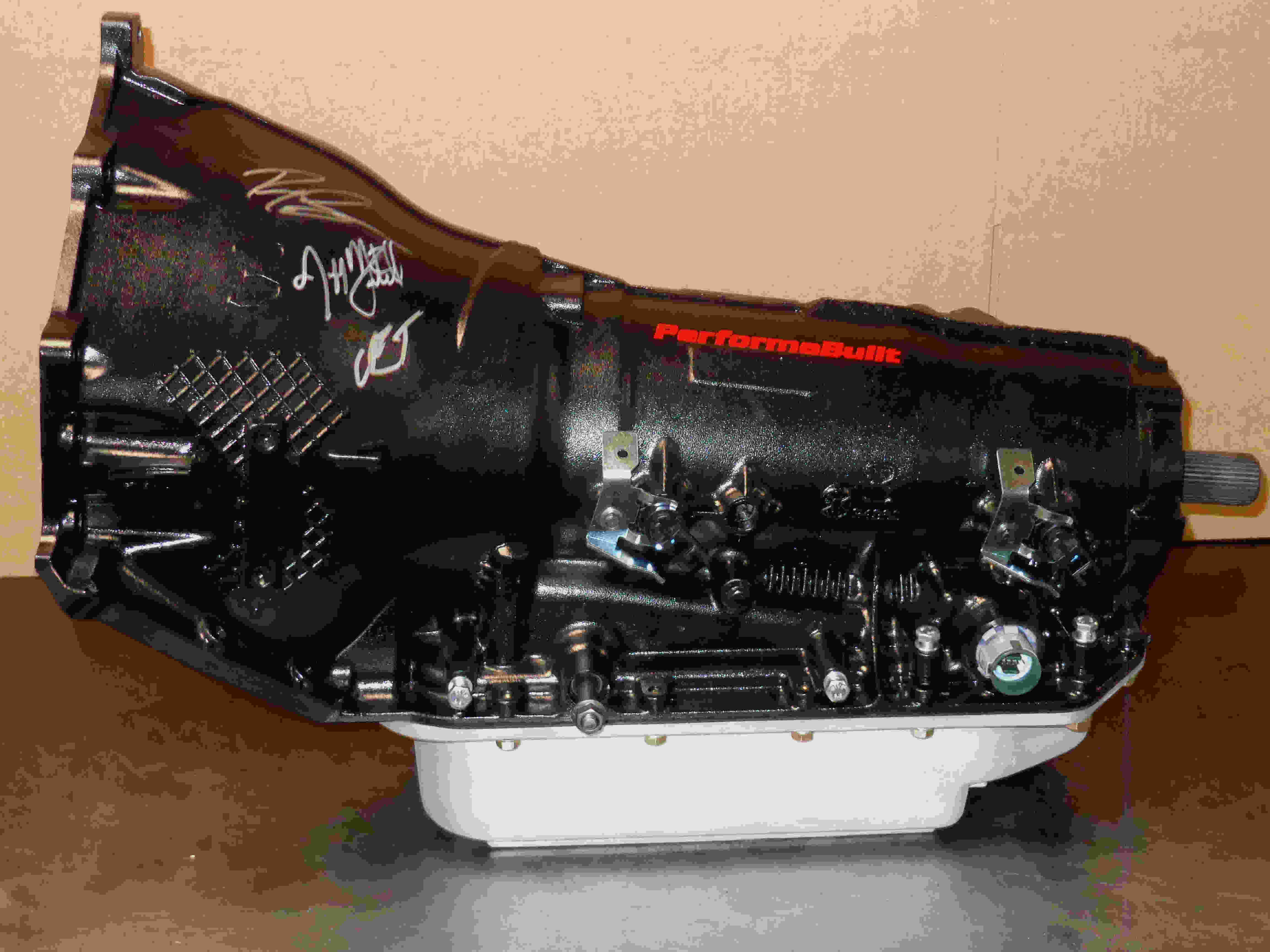 BLACK EDITION 4L80E    supports up to 2000HP | PerformaBuilt
